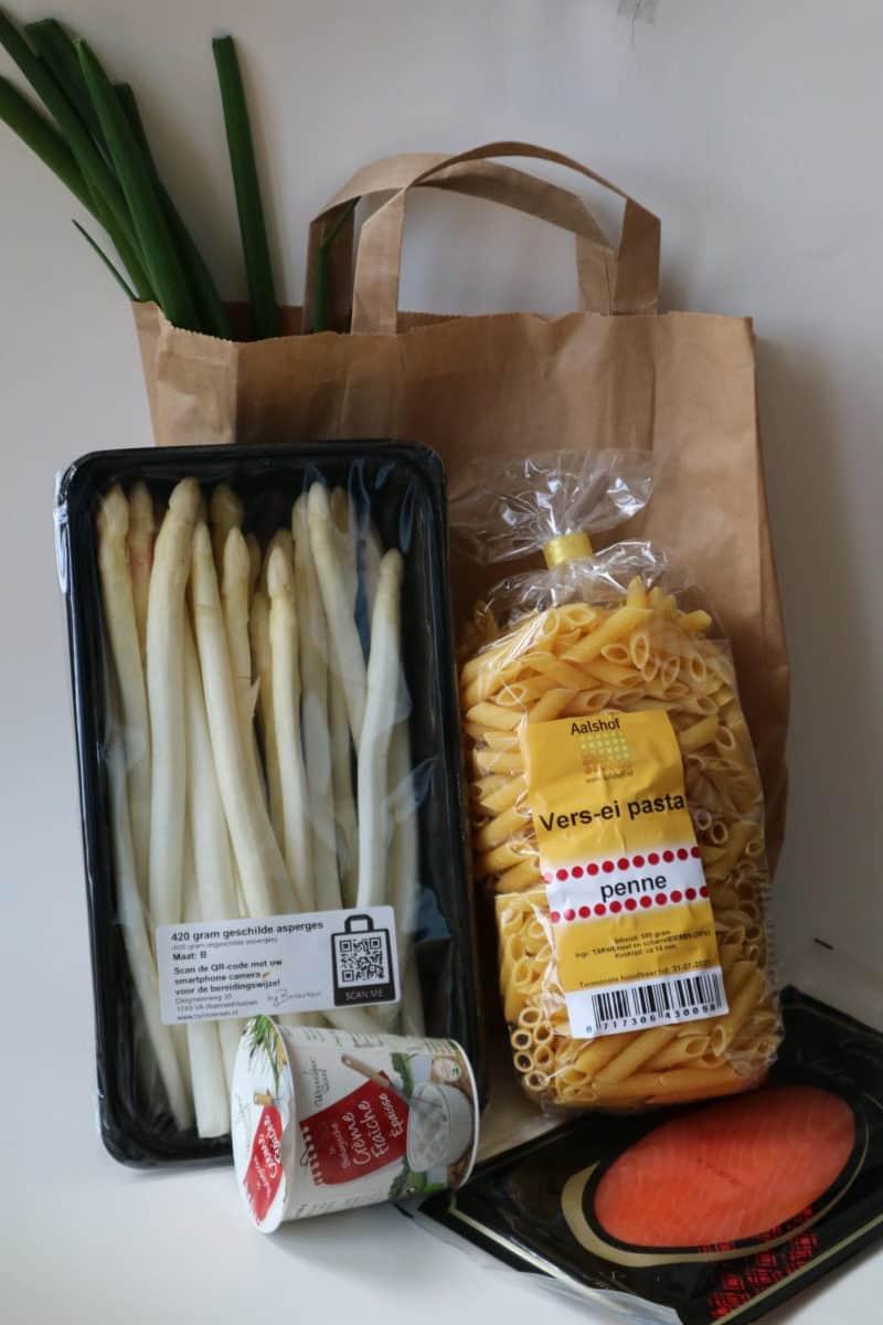 Nieuwe maaltijdpakketten