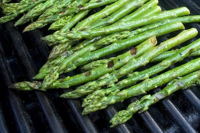 BBQ & Grill asperges