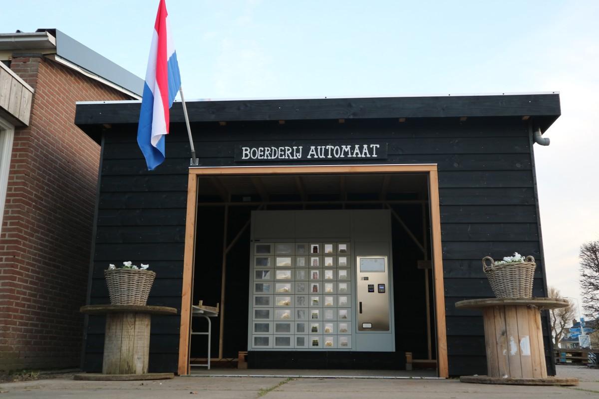 Boederijautomaat by Broersen