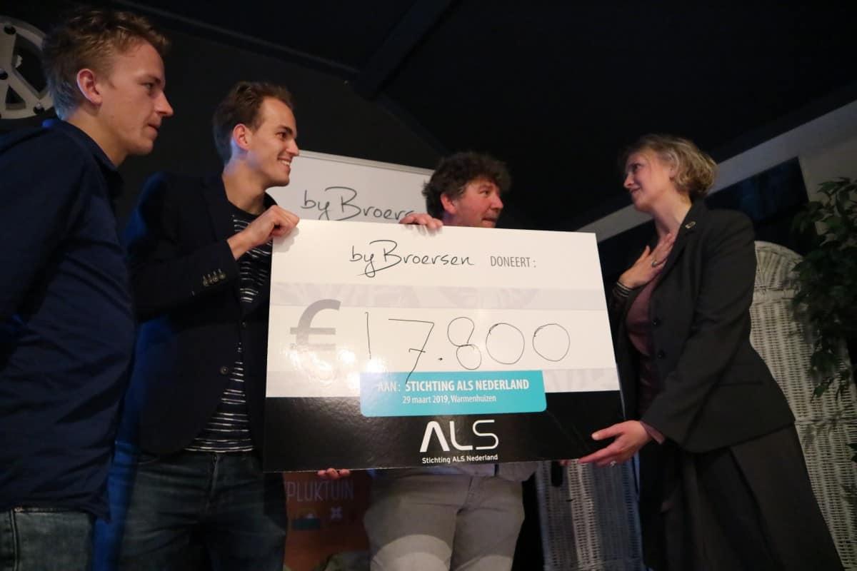 HET EERSTE KISTJE levert recordbedrag van €17.800,- op