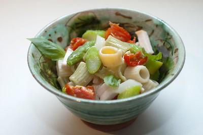 Toscaanse asperge-salade
