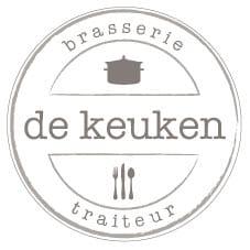 Logo Brasserie De Keuken