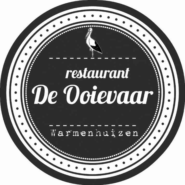 Logo Restaurant De Ooievaar